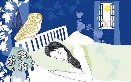 Sleep – the vital ingredient for good health