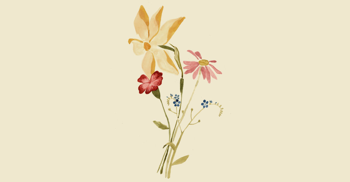 Flowers - Testimonials - Topsham Homeopathy